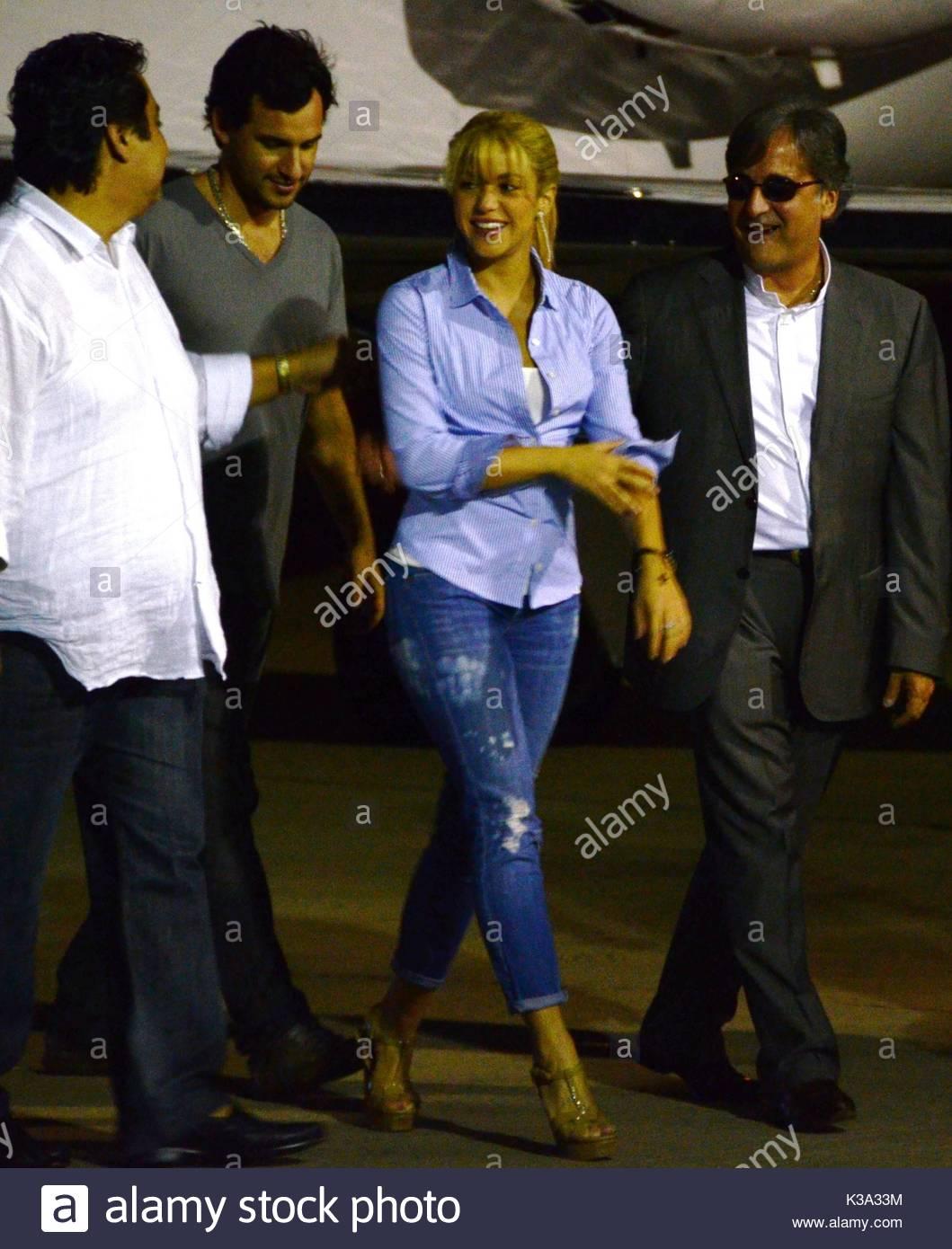 Shakira puerto rico