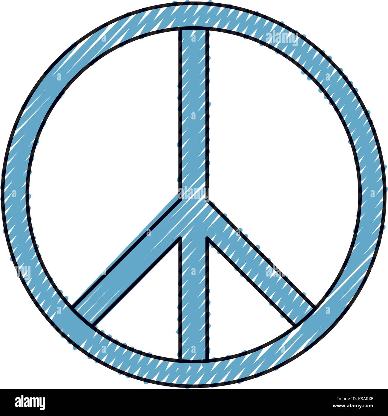 Peace sign stock vector images alamy peace sign design stock vector biocorpaavc Choice Image