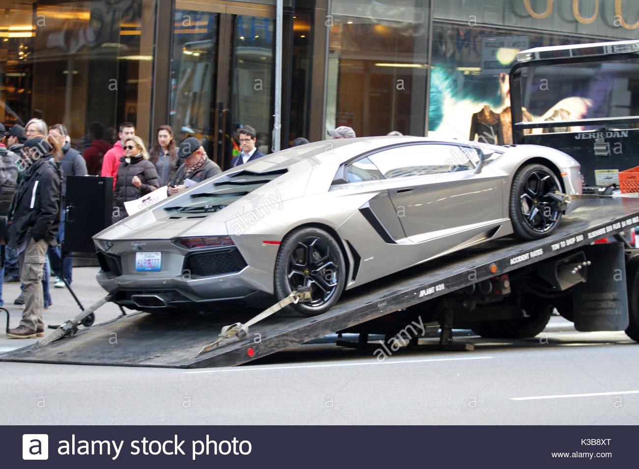 Dark Knight Lamborghini