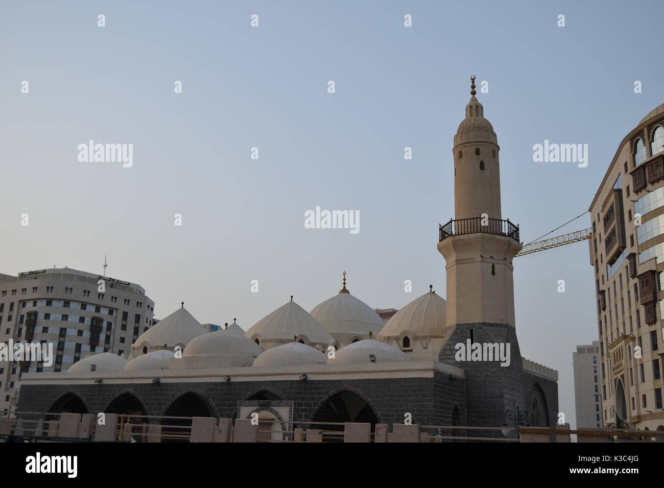Gamame masjid - Stock Image