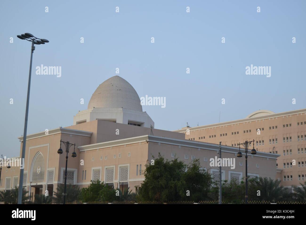 Arabic architecture - Stock Image