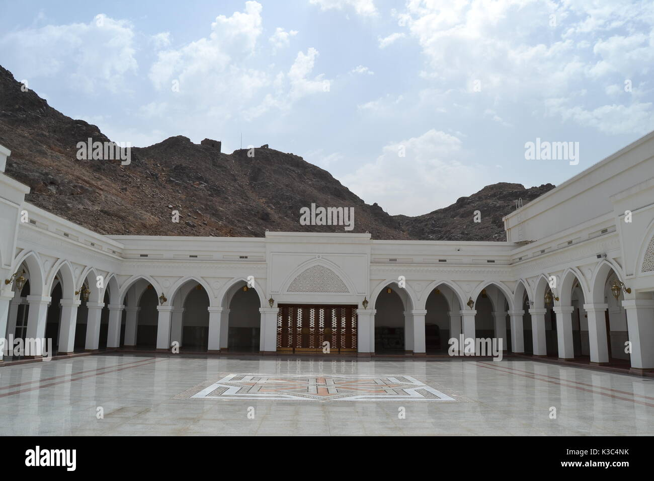 The Seven Mosques - Stock Image