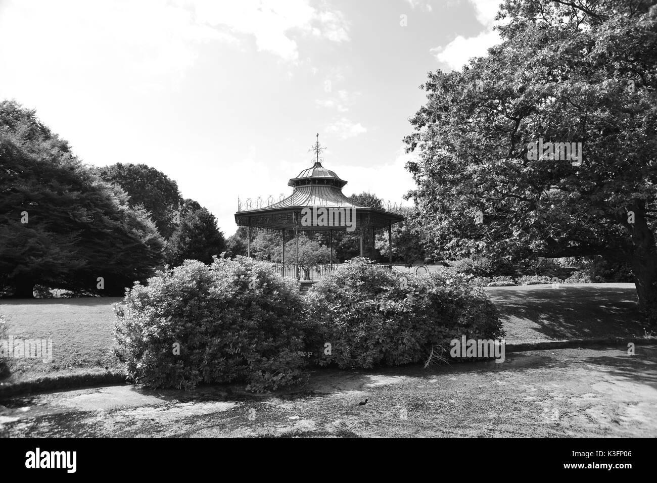 Sefton Park - Stock Image