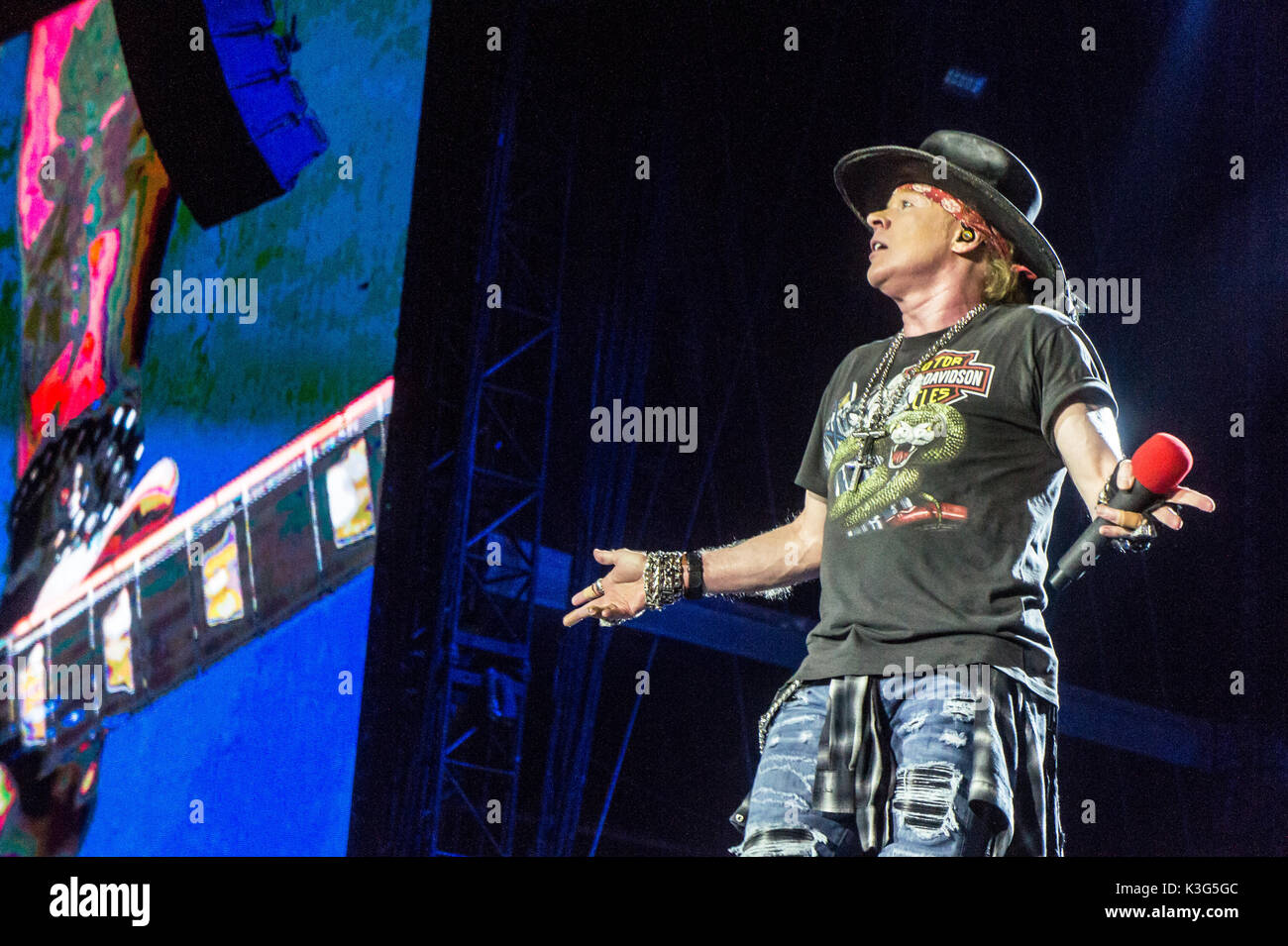 axl rose stock photos axl rose stock images alamy. Black Bedroom Furniture Sets. Home Design Ideas