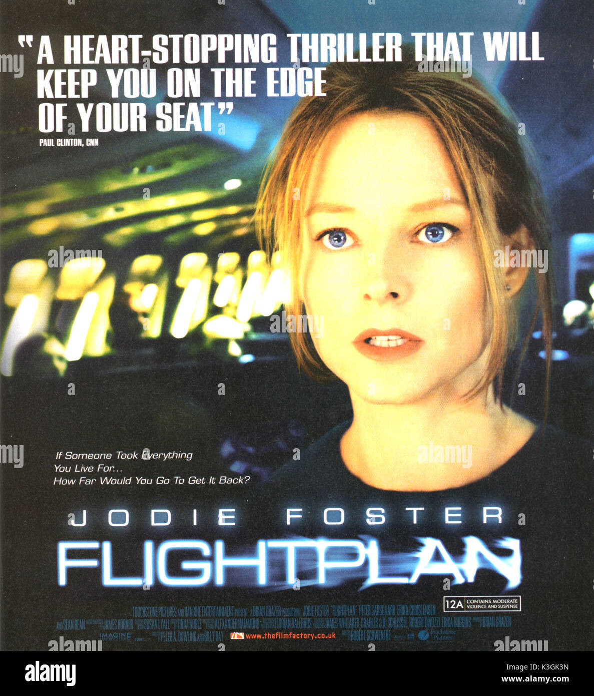 Flightplan 2005 High Resolution Stock Photography And Images Alamy