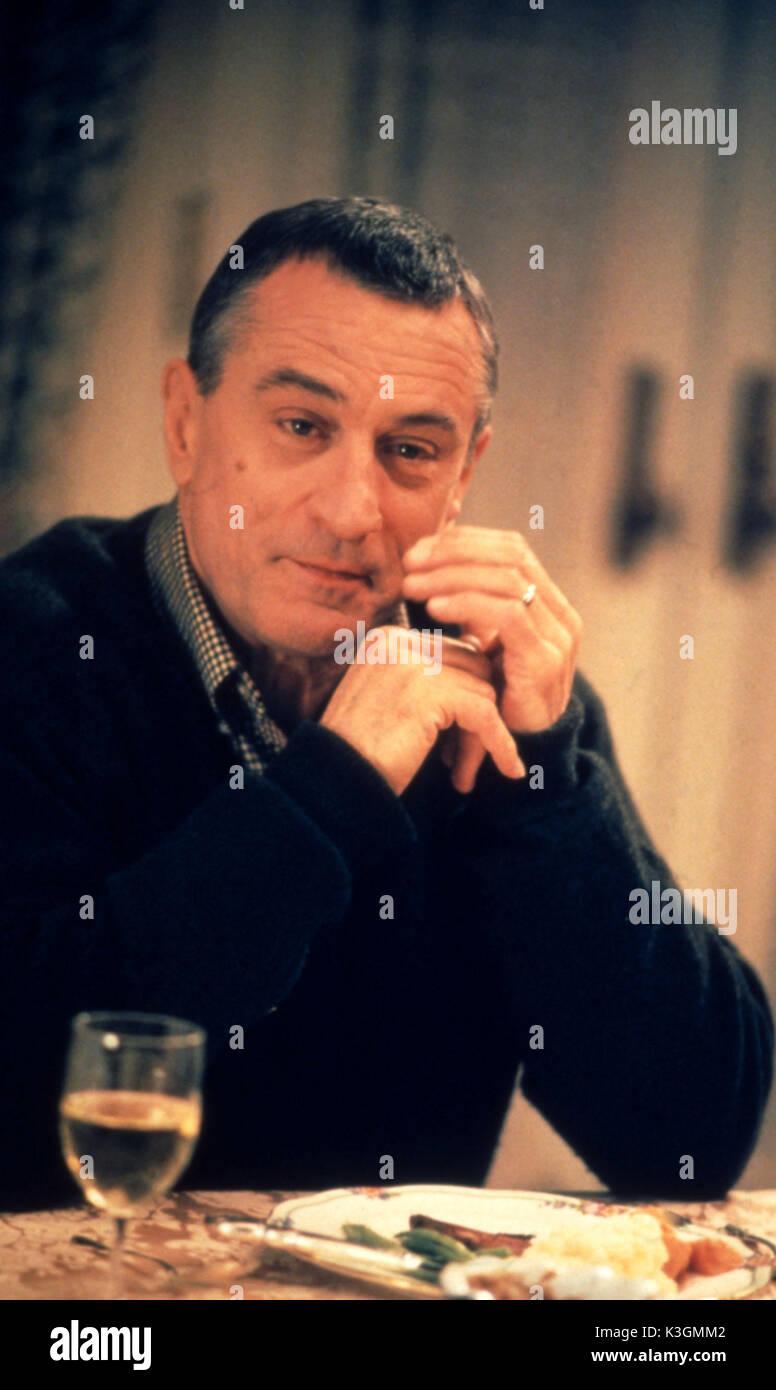 MEET THE PARENTS ROBERT DE NIRO     Date: 2000 - Stock Image