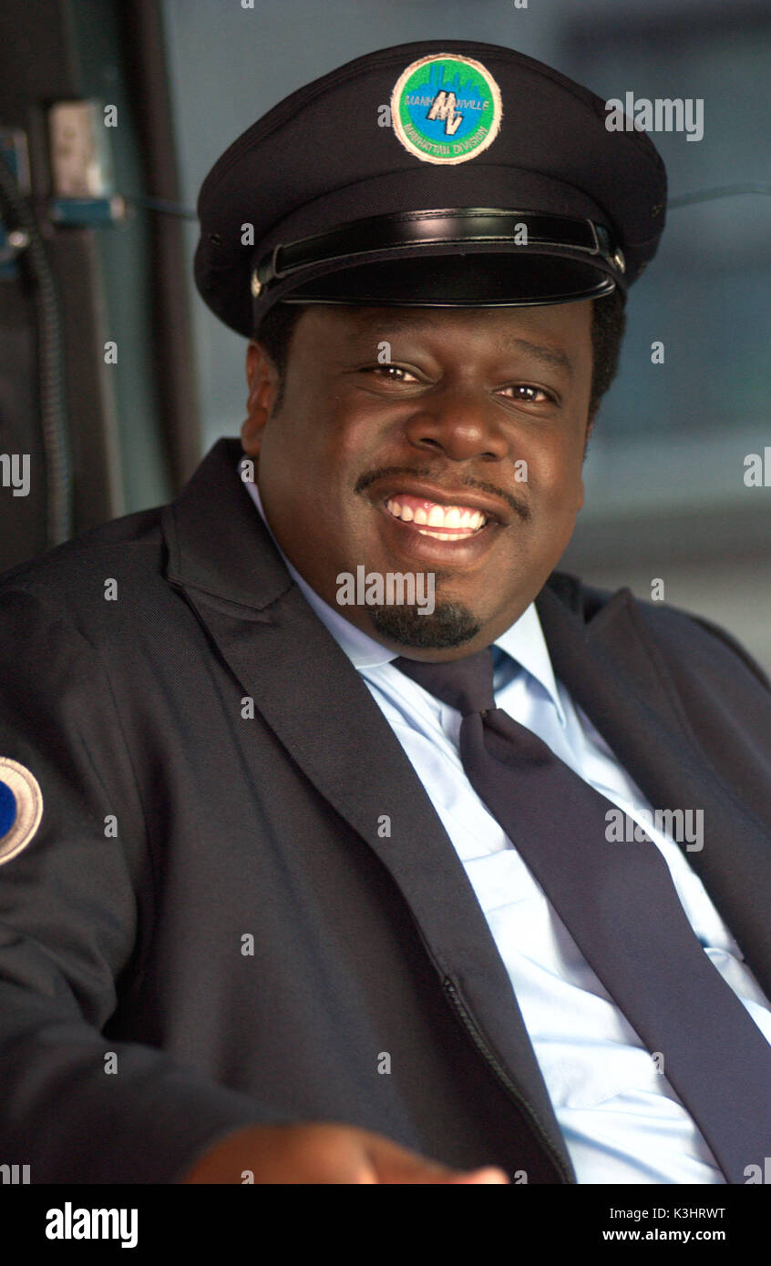 THE HONEYMOONERS CEDRIC THE ENTERTAINER     Date: 2004 - Stock Image