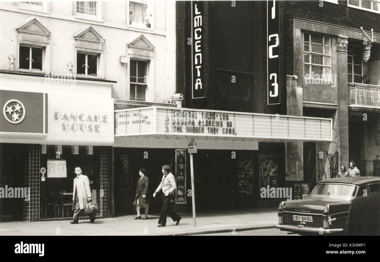finest selection afef2 6ae5a FILMCENTA CINEMA, 105 - 107 CHARING CROSS ROAD, LONDON Seen here sometime  between 1977 and 1979. FILMCENTA CINEMA, 105 - 107 CHARING CROSS ROAD, ...