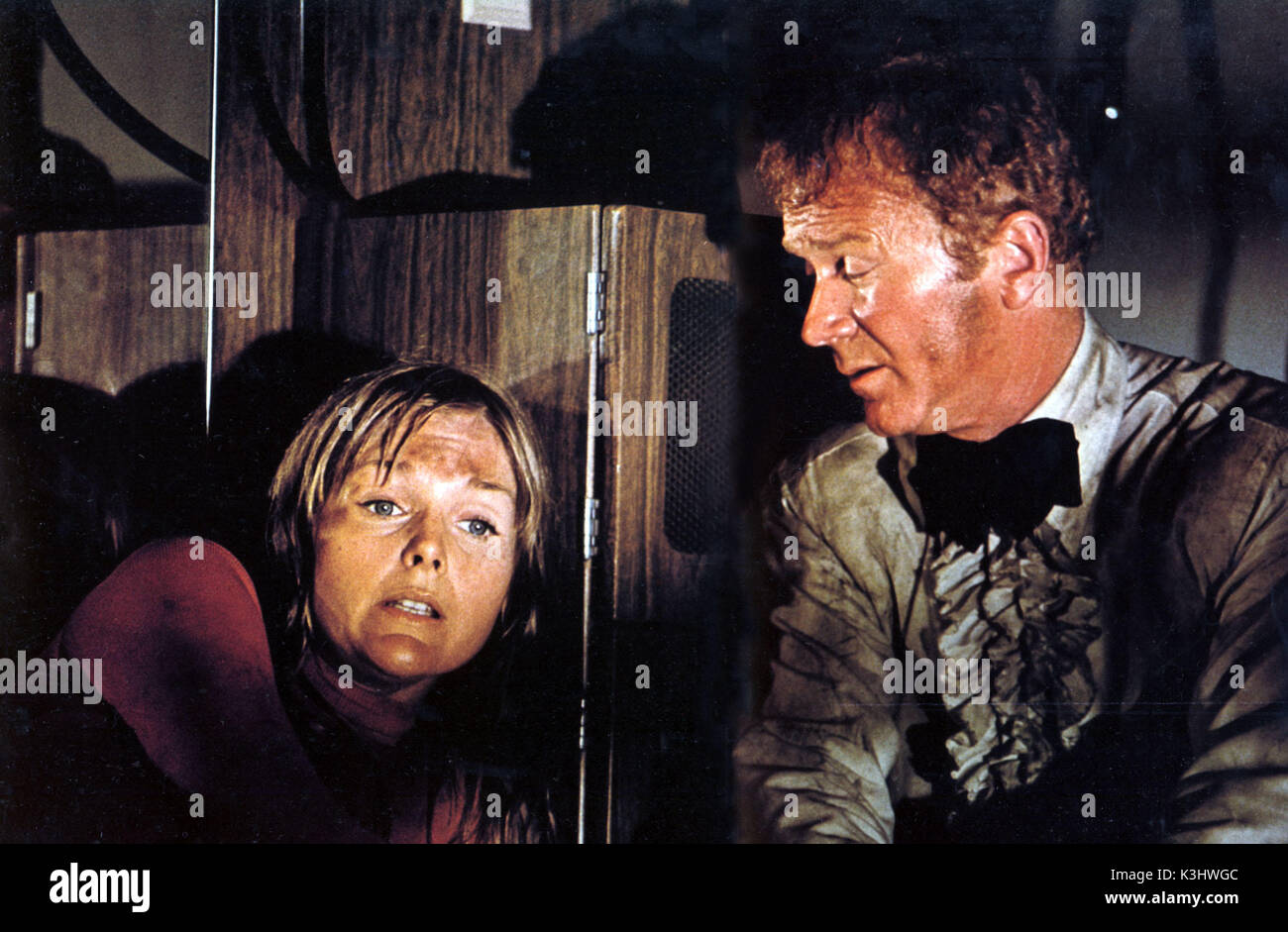 The Poseidon Adventure Carole Lynley Red Buttons Date 1972