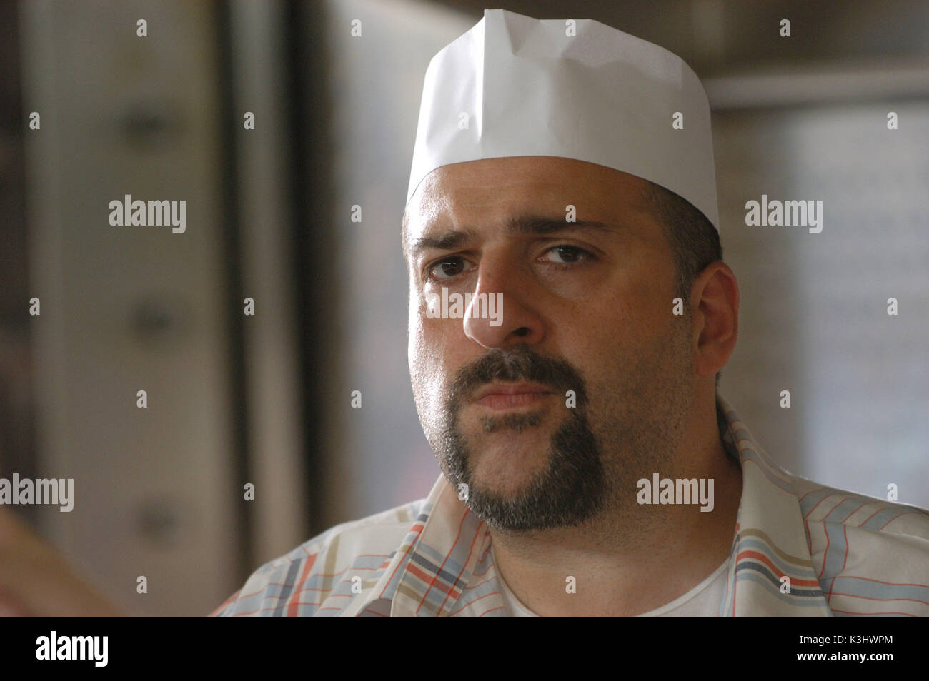 Pictured: Omid Djalili as Melik. ALIEN AUTOPSY Omid Djalili     Date: 2006 - Stock Image