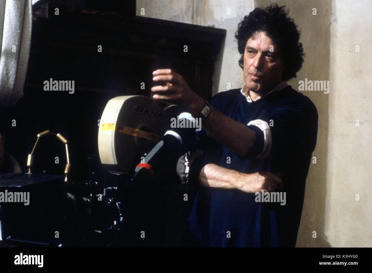 ROSENCRANTZ AND GUILDENSTERN ARE DEAD Director / Writer TOM STOPPARD     Date: 1990 - Stock Image