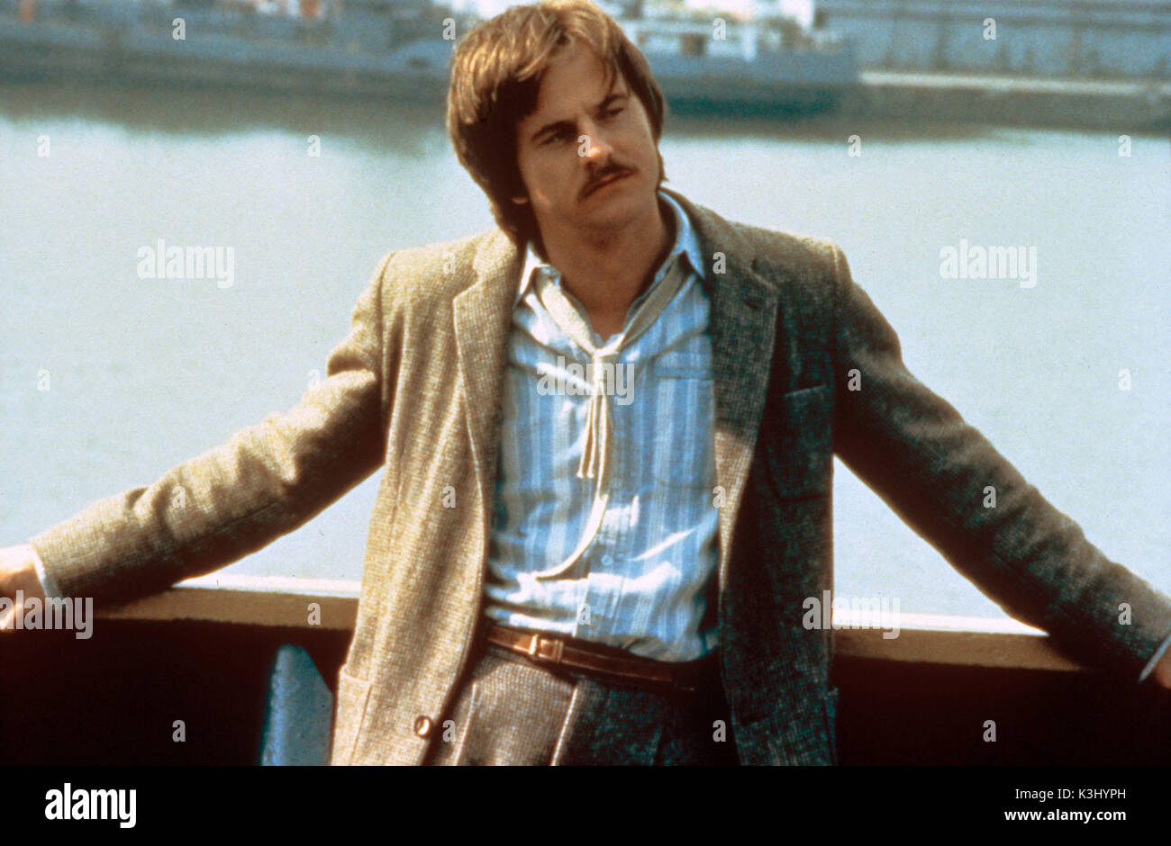 Shoestring And Trevor Eve Stock Photos & Shoestring And