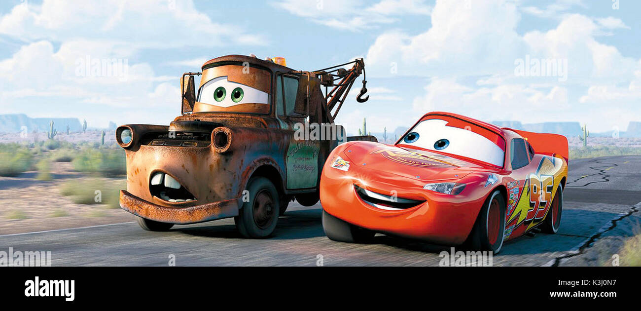Cars Larry The Cable Guy Voices Mater Owen Wilson Voices