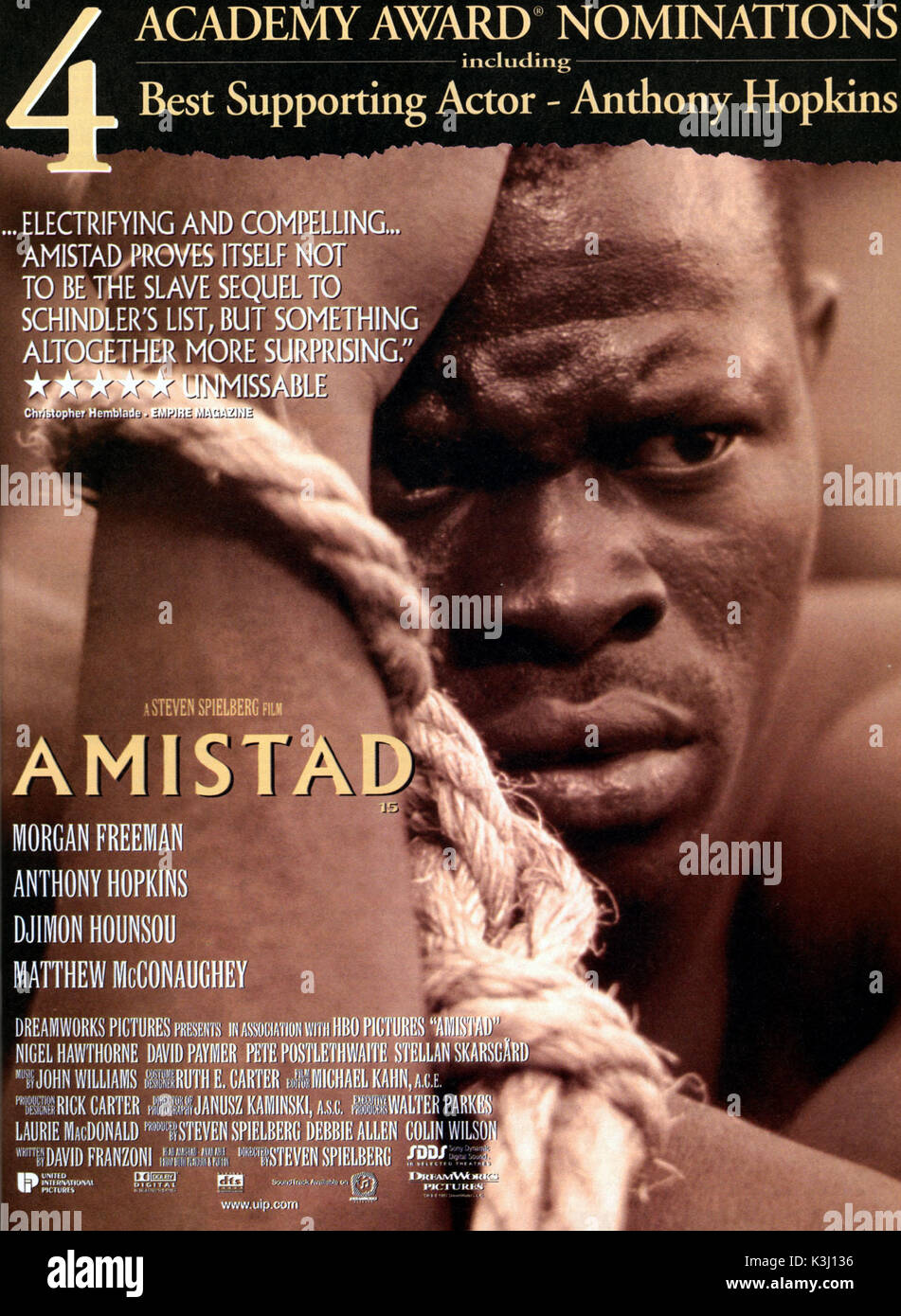amistad movie