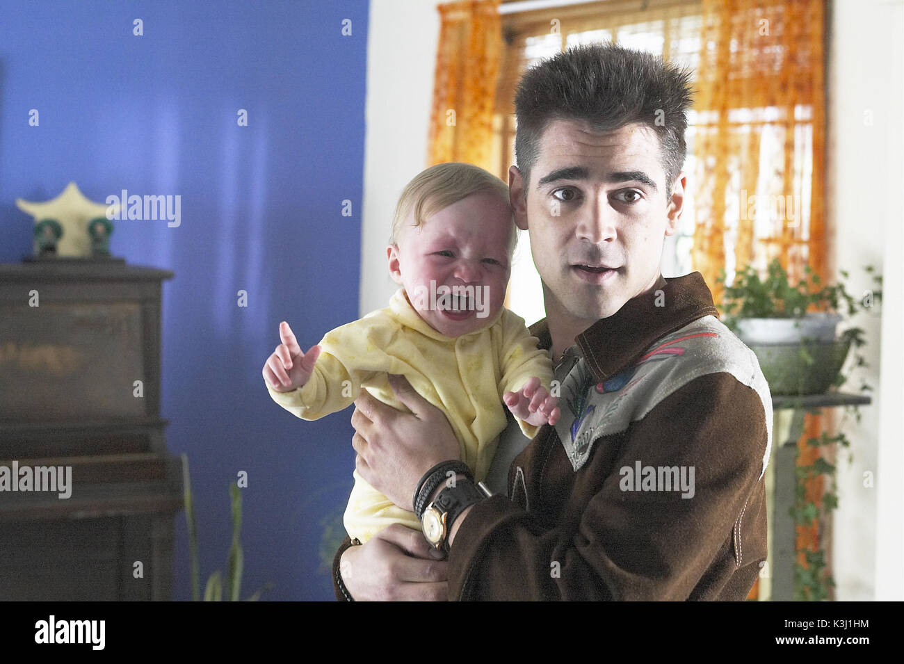 A HOME AT THE END OF THE WORLD COLIN FARRELL Date: 2004 Stock Photo