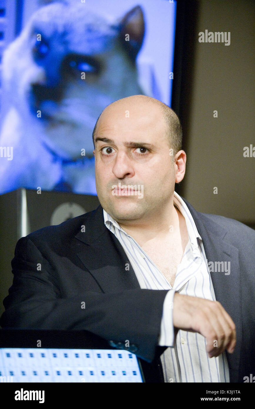 OVER THE HEDGE OVER THE HEDGE OMID DJALILI voices Tiger     Date: 2006 - Stock Image