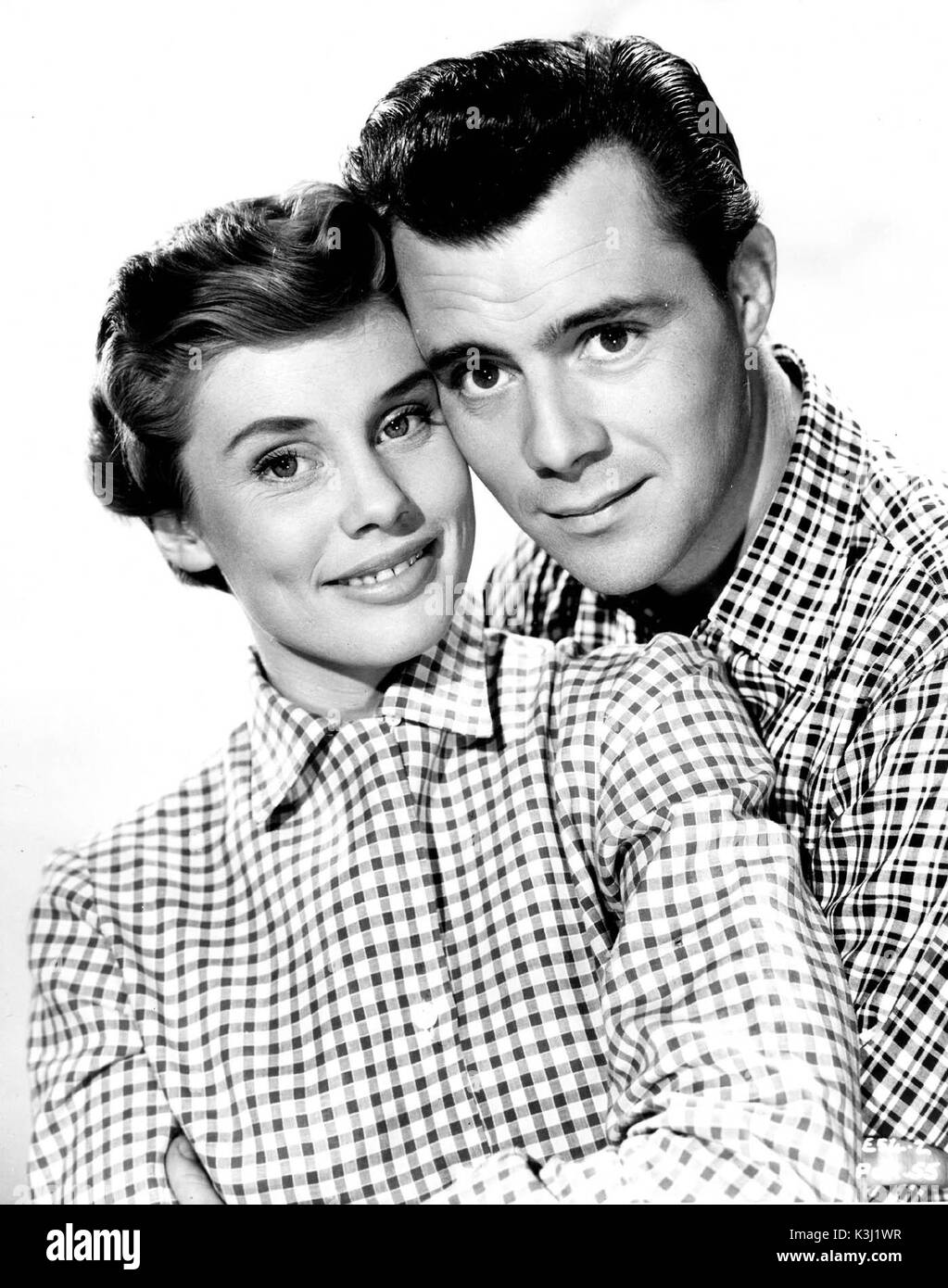 FOR BETTER, FOR WORSE SUSAN STEPHEN, DIRK BOGARDE     Date: 1954 Stock Photo