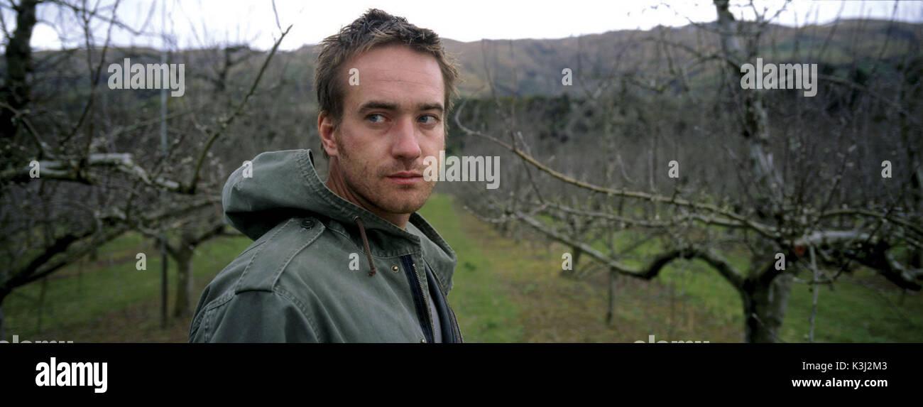 IN MY FATHER'S DEN [NZ / BR 2005]  MATTHEW MACFADYEN     Date: 2005 - Stock Image