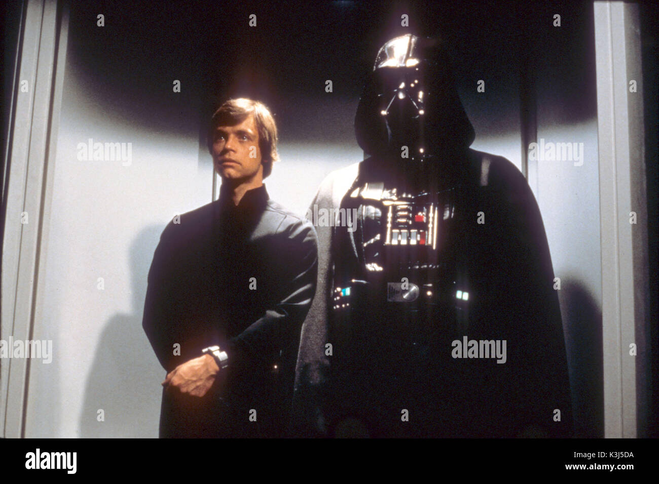 Luke Skywalker Darth Vader High Resolution Stock Photography And Images Alamy