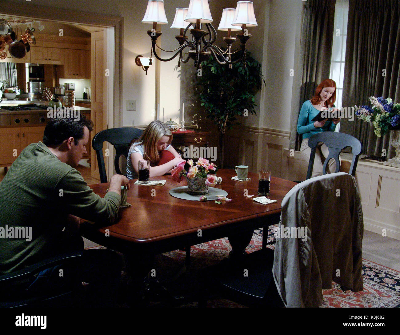 Desperate Housewives Series 1 Episode 8 Guilty Steven Stock Photo