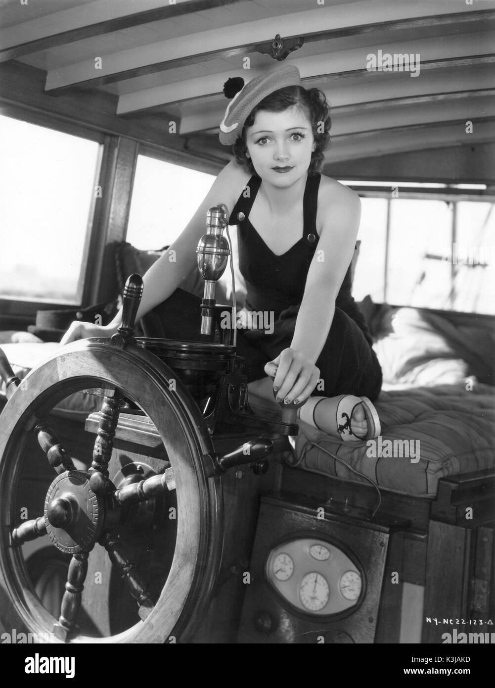 PERT KELTON American Actress PERT KELTON - Stock Image
