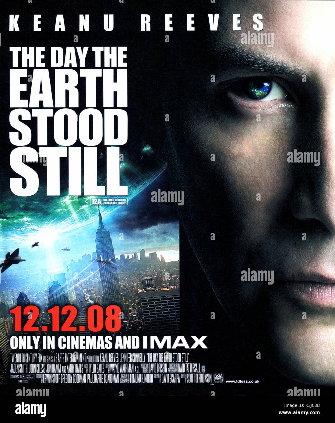 The Day The Earth Stood Still The Day The Earth Stood Still Stock Photo Alamy