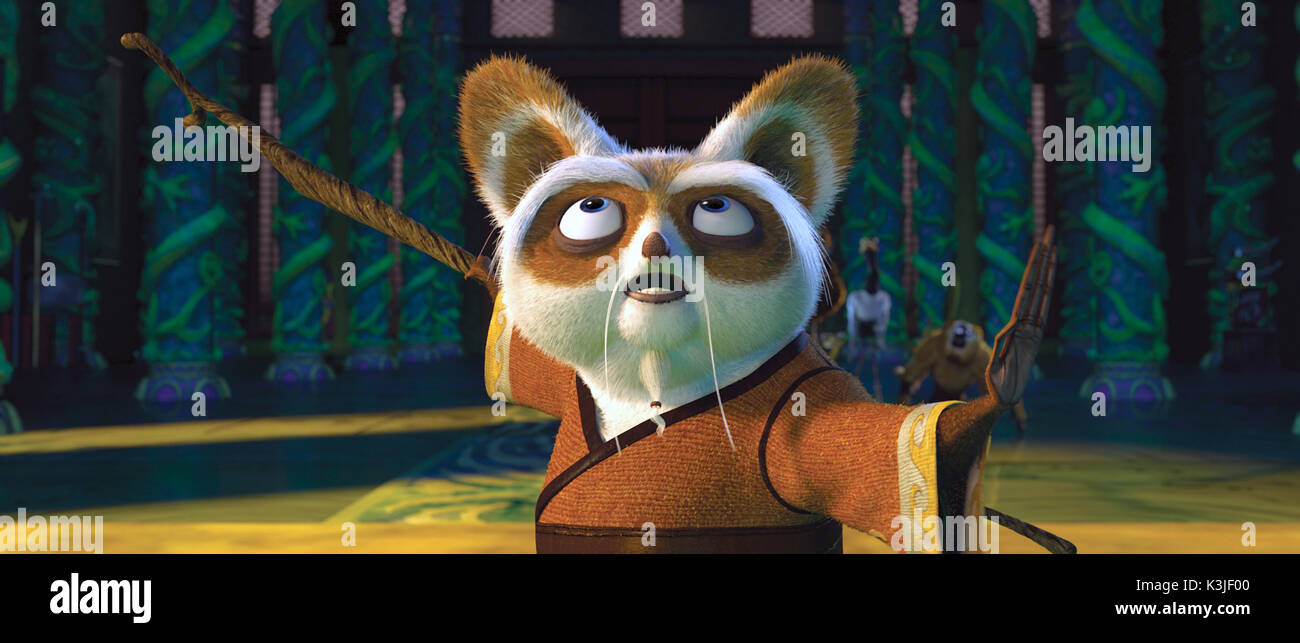 Shifu stock photos shifu stock images alamy - Kung fu panda shifu ...