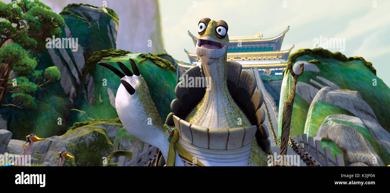 Oogway High Resolution Stock Photography And Images Alamy