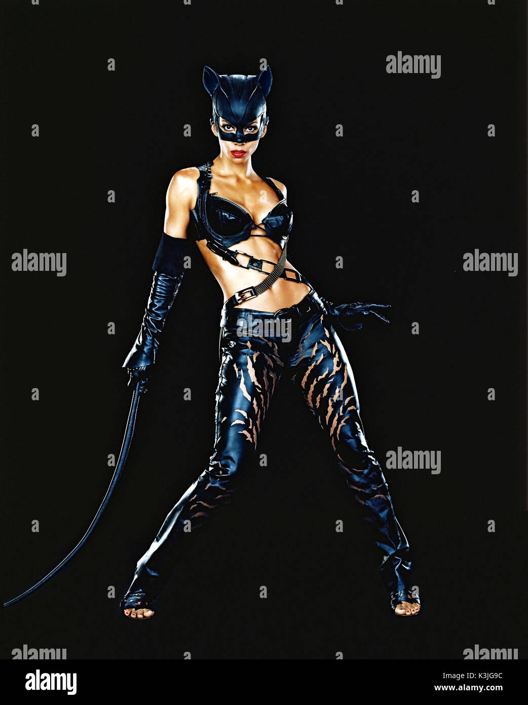 Halle Berry Catwoman Stock Photos Halle Berry Catwoman Stock