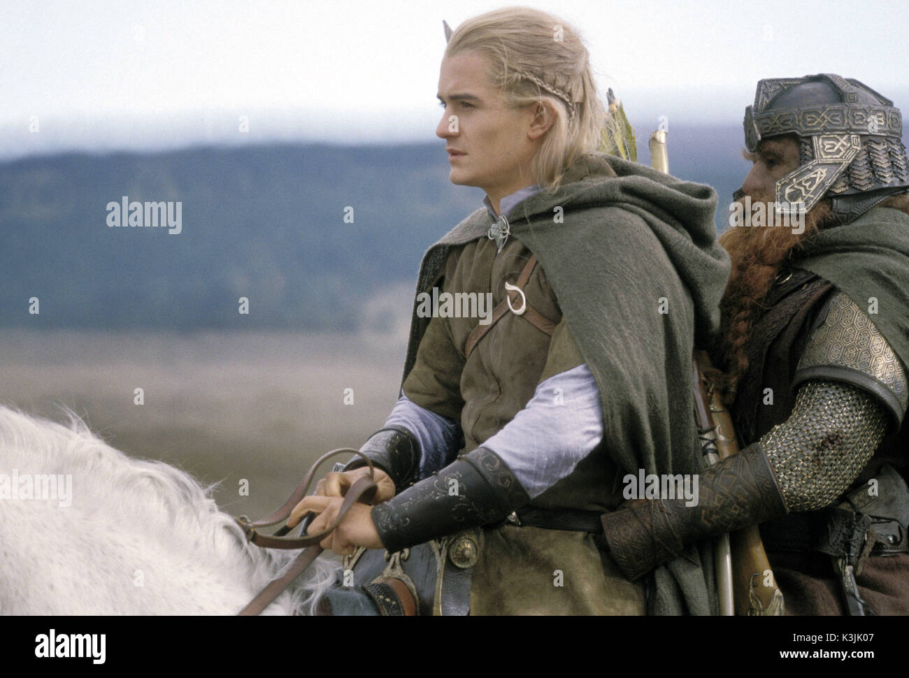The Lord Of The Rings The Return Of The King Orlando Bloom As Stock Photo Alamy