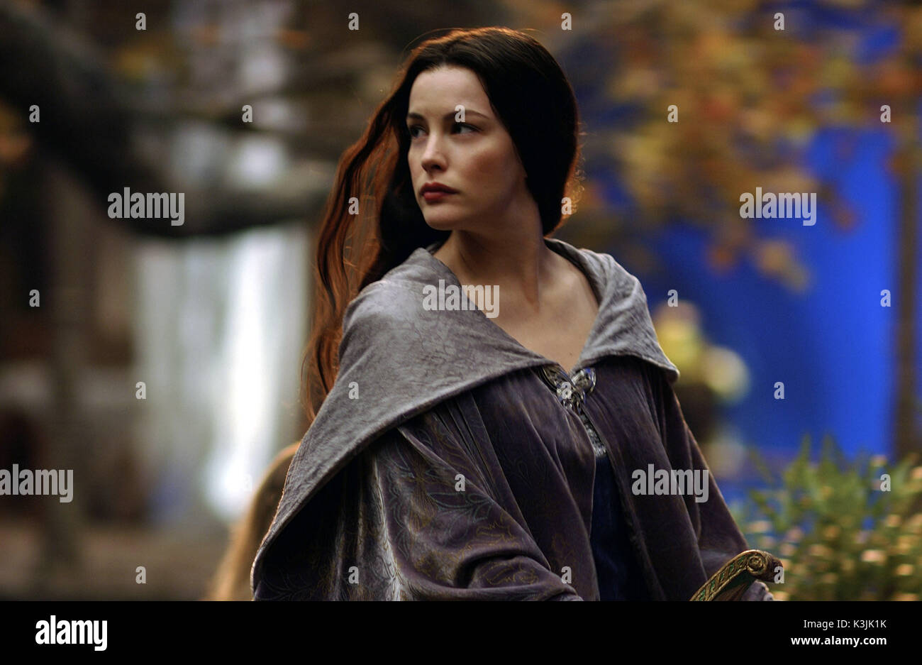Liv Tyler Arwen High Resolution Stock Photography And Images Alamy