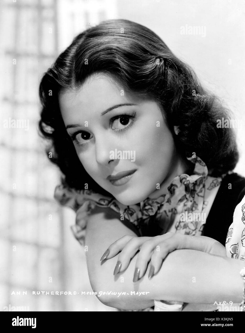 Ann rutherford nude