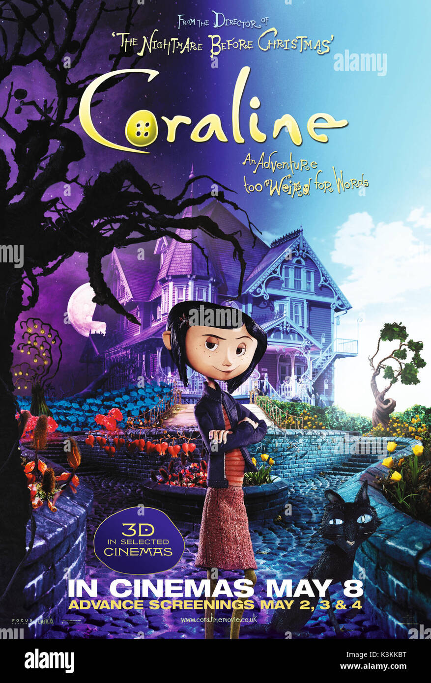 Coraline High Resolution Stock Photography And Images Alamy