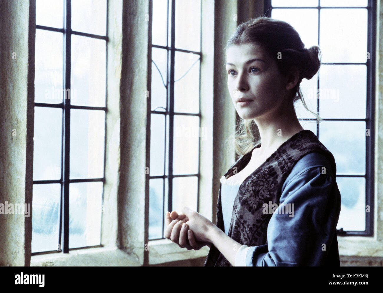 THE LIBERTINE ROSAMUND PIKE       Date: 2004 - Stock Image