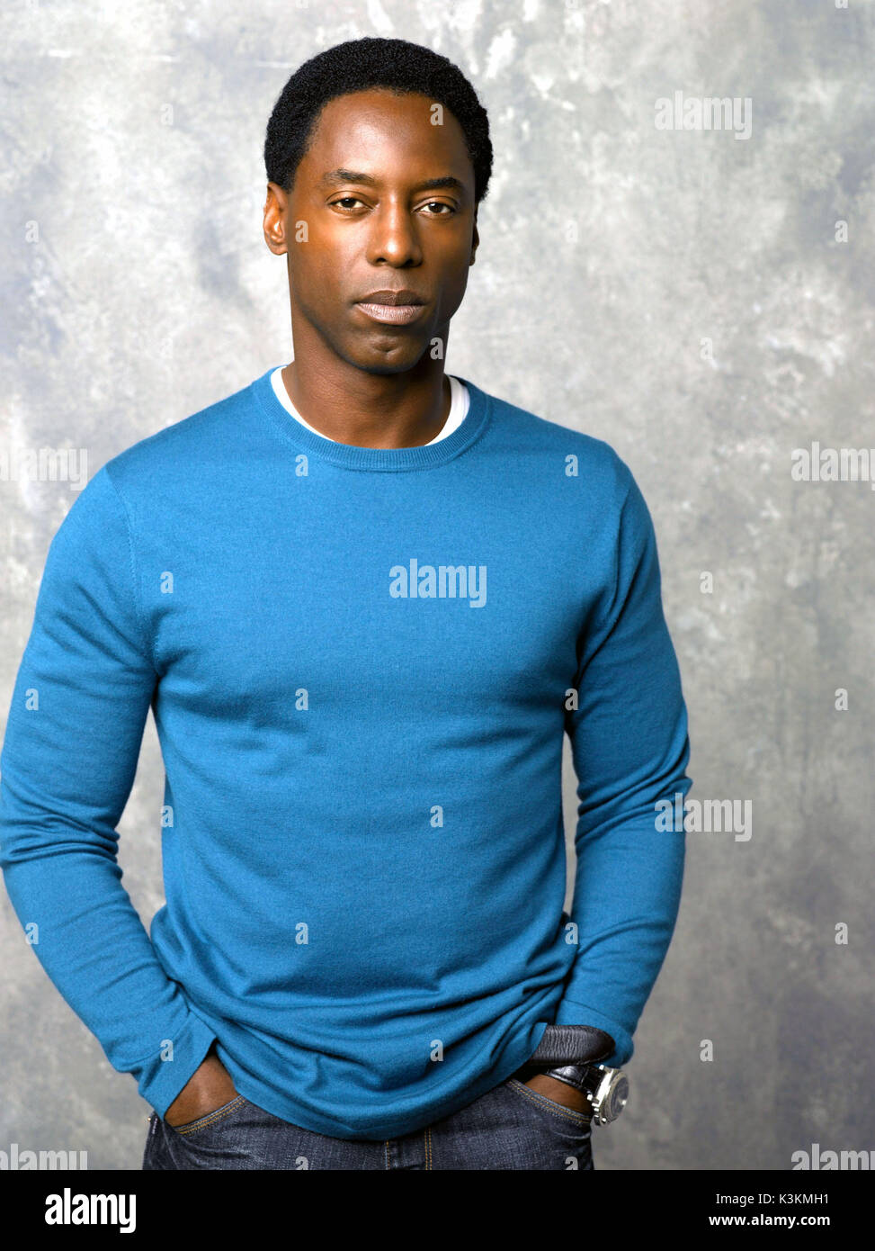 Grey S Anatomy Us Tv Series 2005 Series 3 Isaiah Washington Stock Photo Alamy