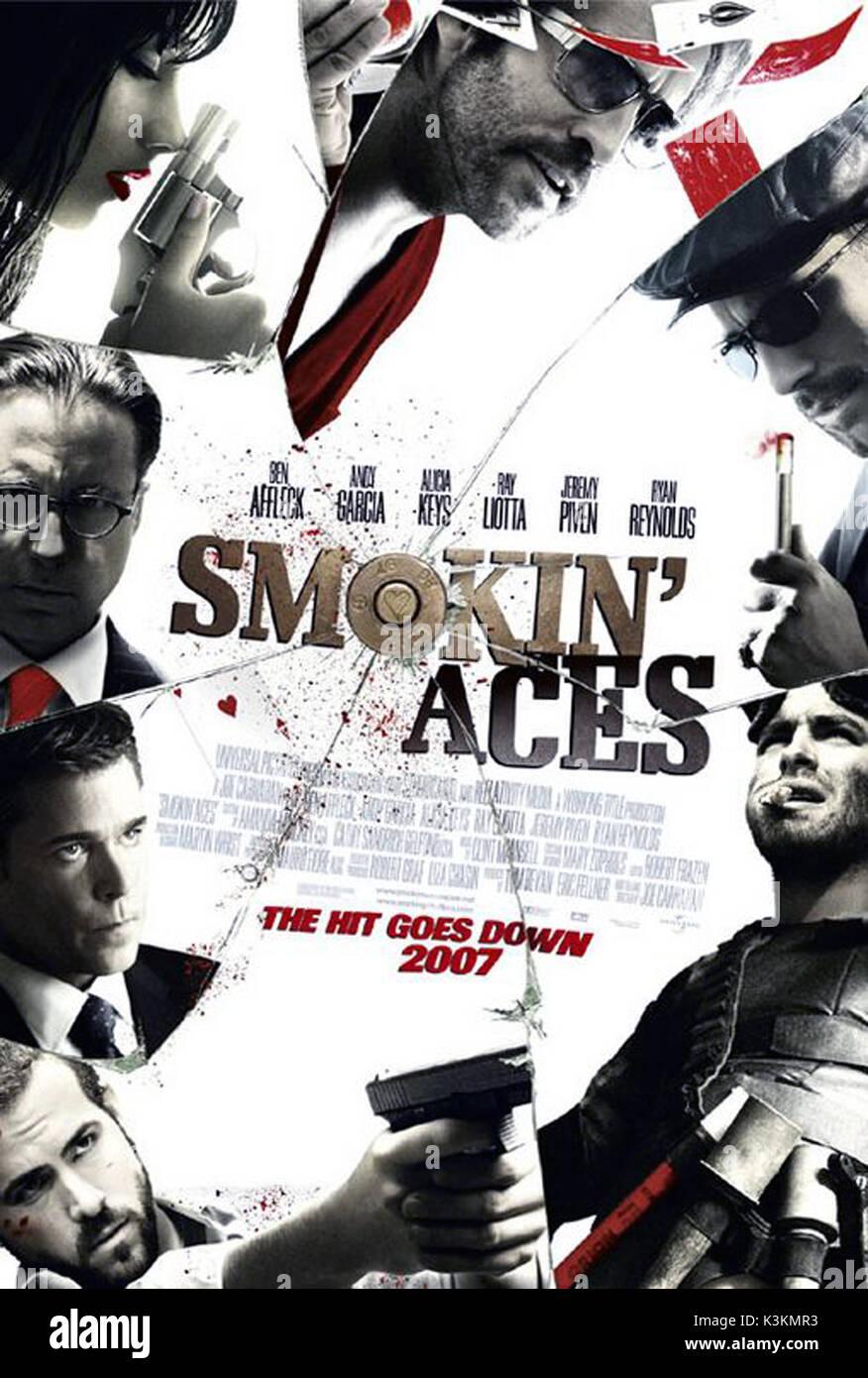 SMOKIN' ACES [BR / FR / US 2006]       Date: 2006 - Stock Image