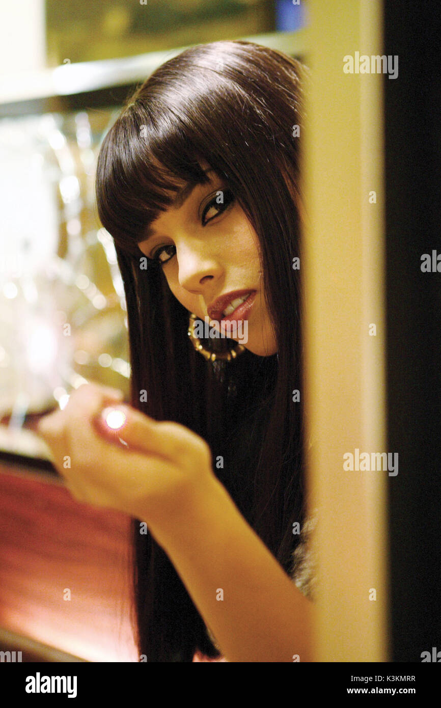 SMOKIN' ACES [BR / FR / US 2006]  ALICIA KEYS       Date: 2006 - Stock Image