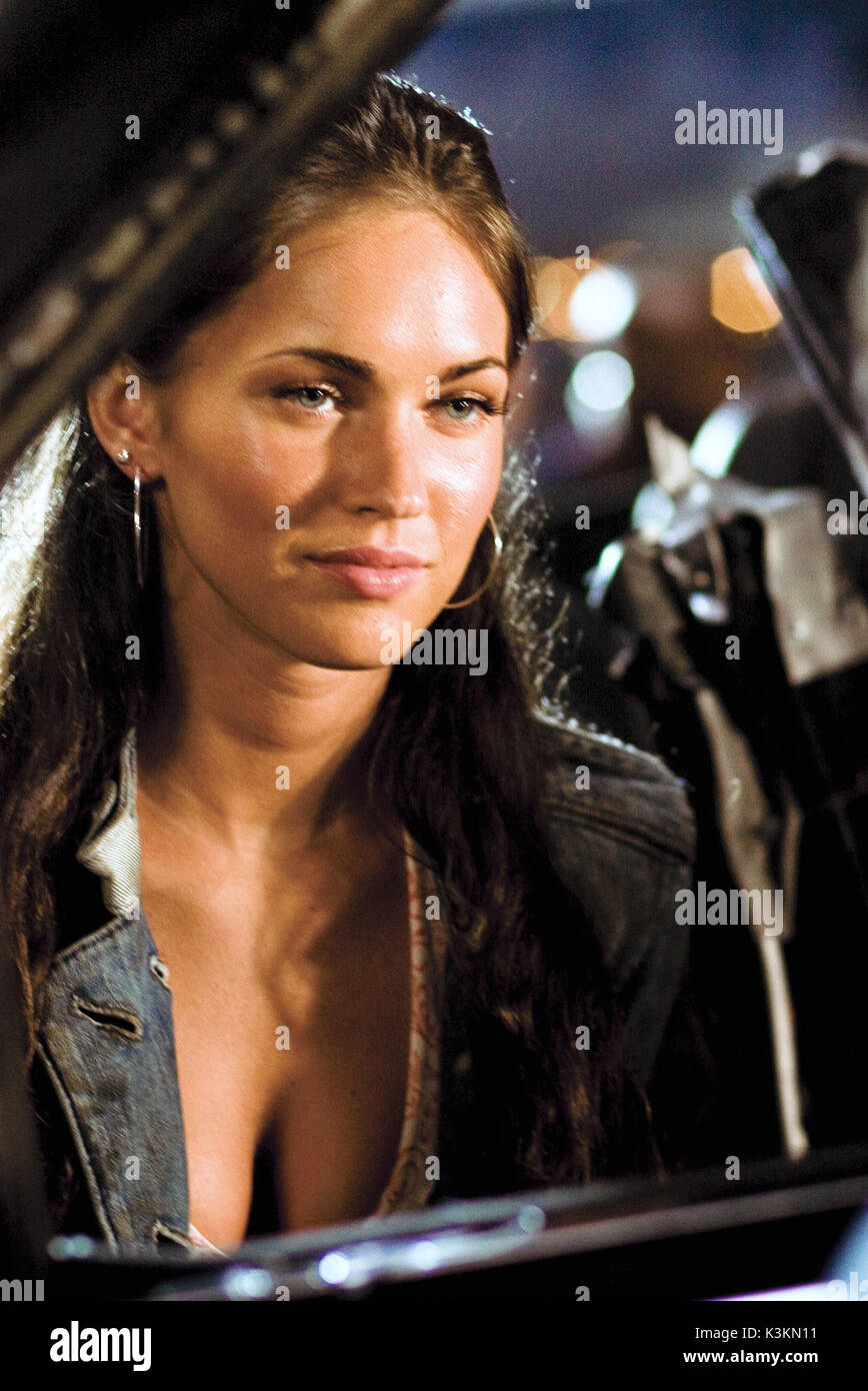 Megan fox transformers remarkable