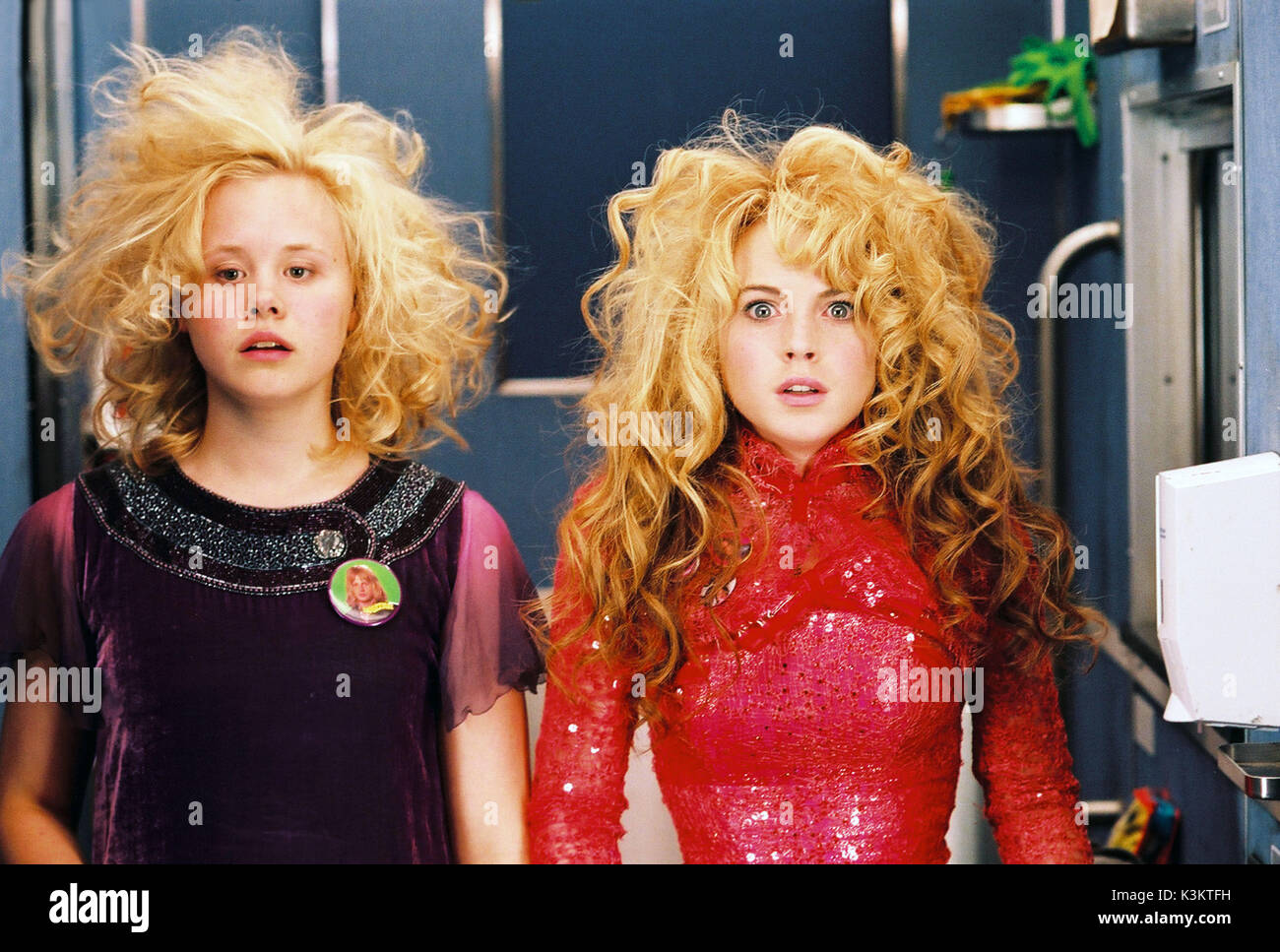CONFESSIONS OF A TEENAGE DRAMA QUEEN ALISON PILL, LINDSAY LOHAN       Date: 2004