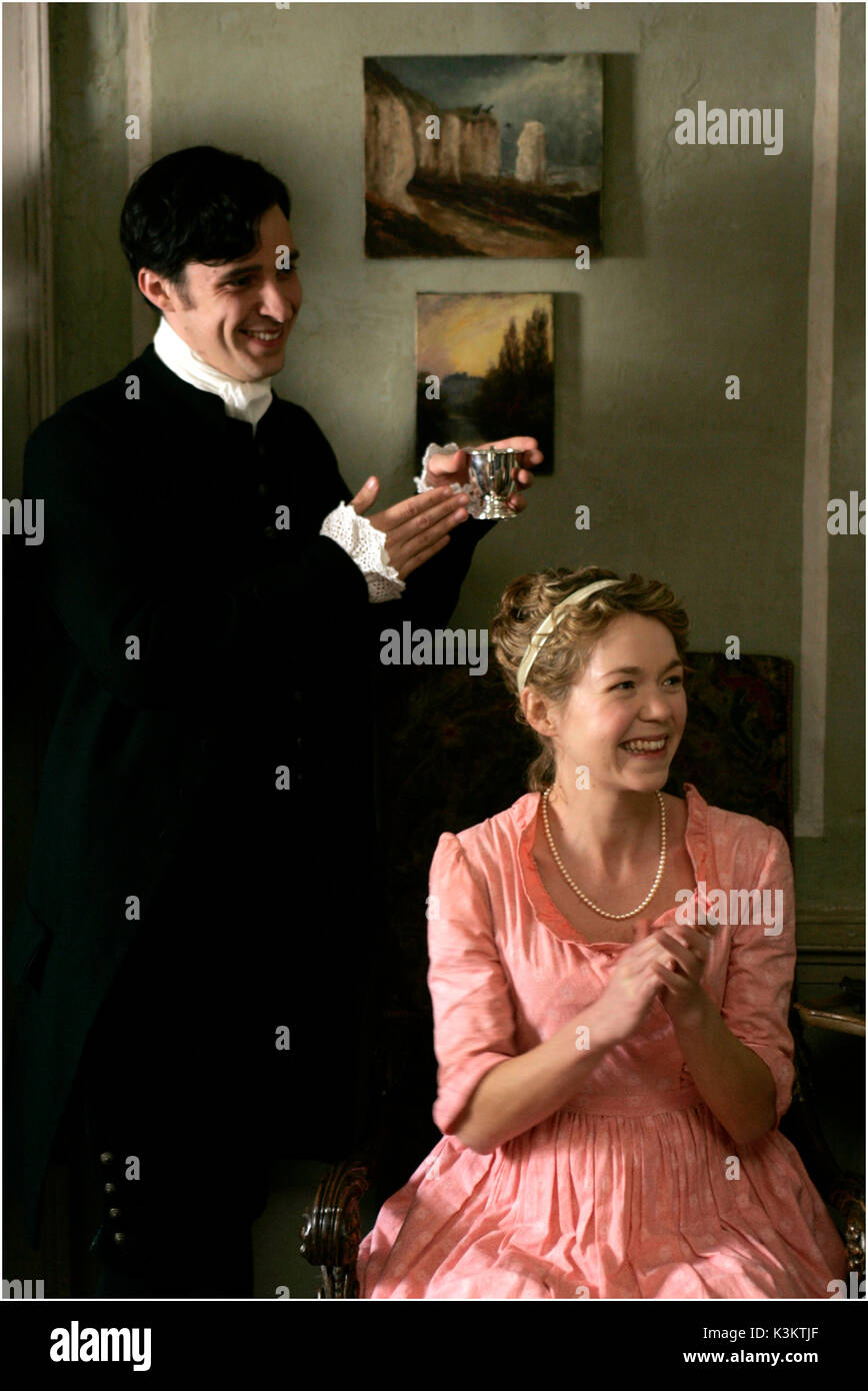 BECOMING JANE Joe Anderson, Anna Maxwell Martin     Date: 2007 - Stock Image