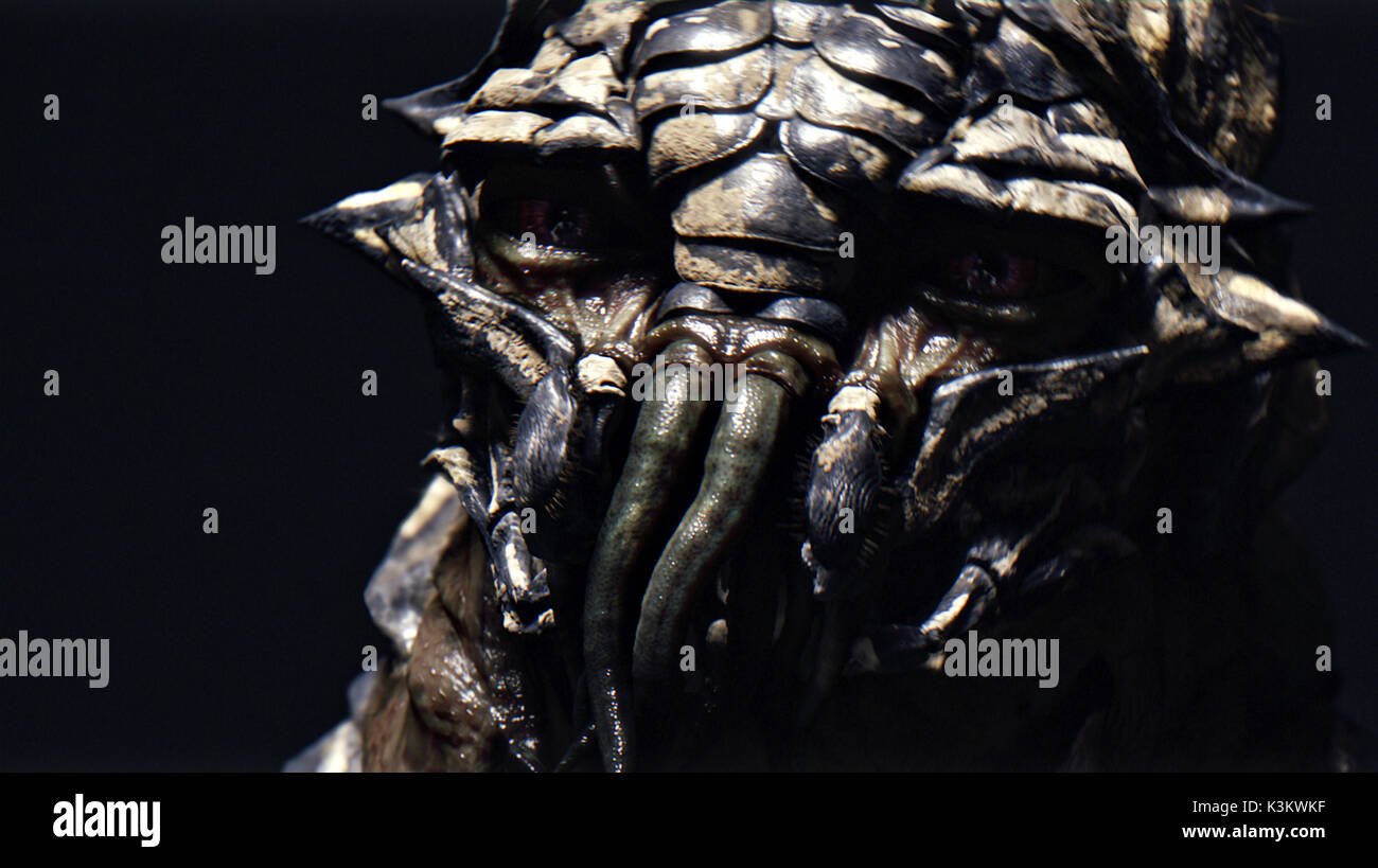 DISTRICT 9        Date: 2009 - Stock Image