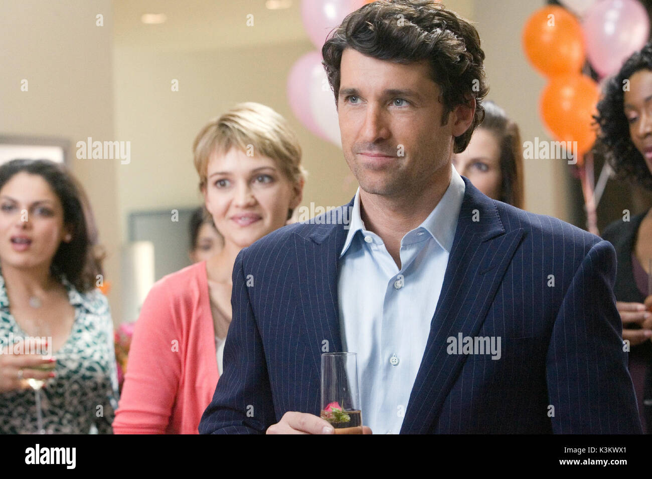 Made Of Honor Patrick Dempsey Date 2008 Stock Photo 157174697 Alamy