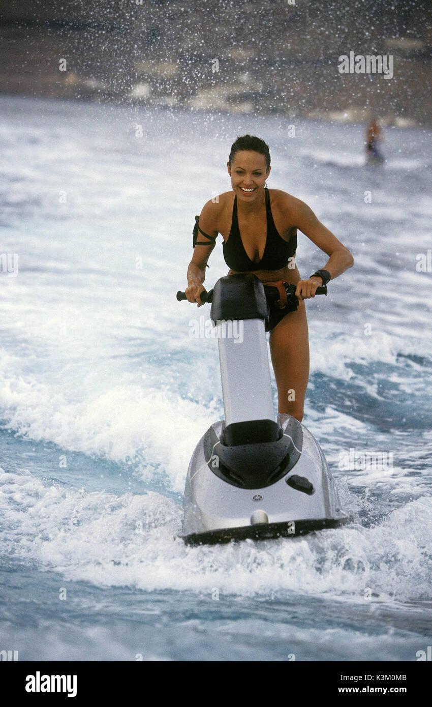 Lara Croft Tomb Raider The Cradle Of Life Angelina Jolie As