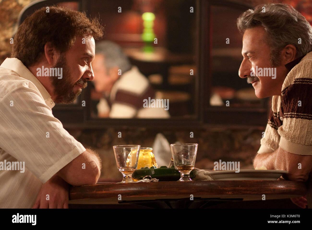 BARNEY'S VERSION [CAN / IT 2010] PAUL GIAMATTI, DUSTIN HOFFMAN BARNEY'S VERSION     Date: 2010 - Stock Image