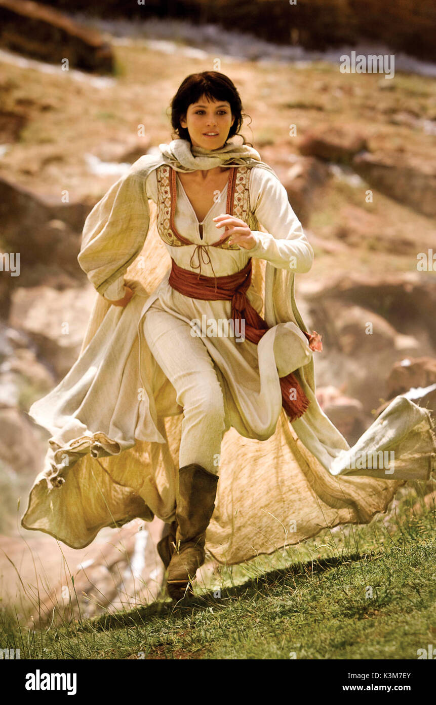 Prince Of Persia The Sands Of Time Gemma Arterton Prince Of Persia Stock Photo Alamy