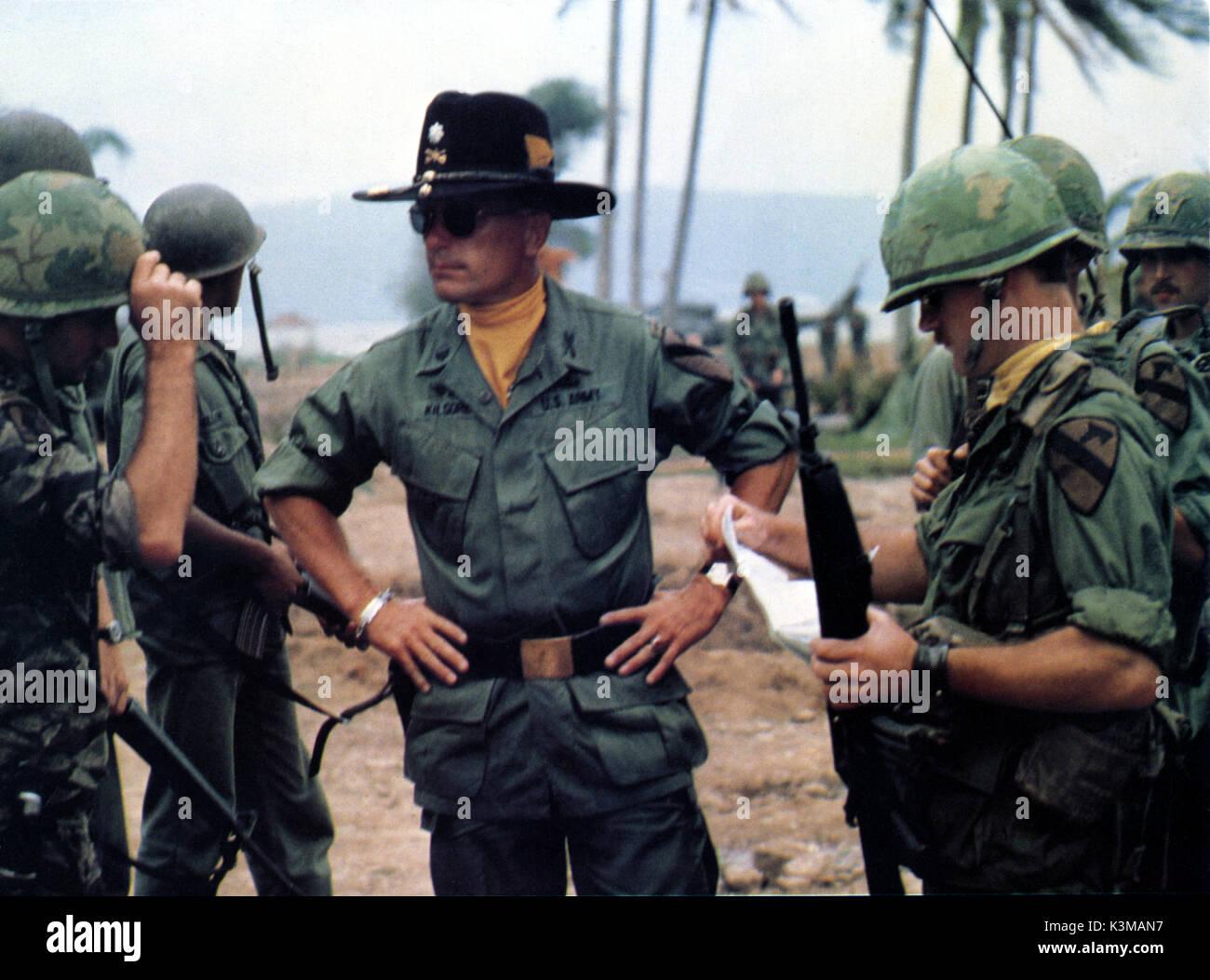 Us Kilgore Dispatcher: APOCALYPSE NOW [US 1979] ROBERT DUVALL [centre] As Kilgore