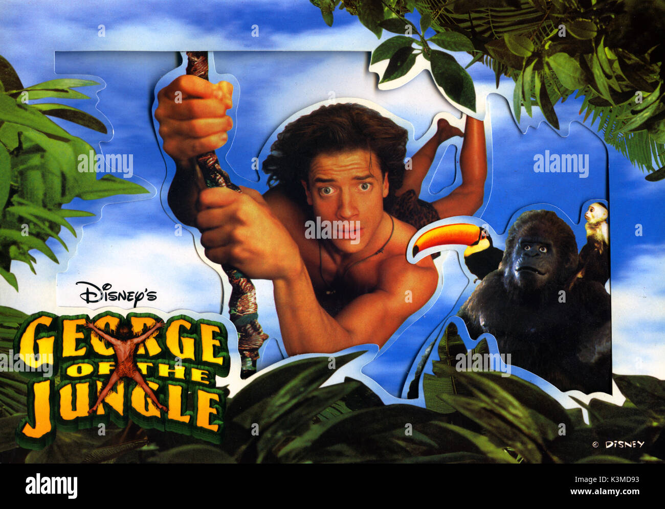george of the jungle 1997 full movie free download
