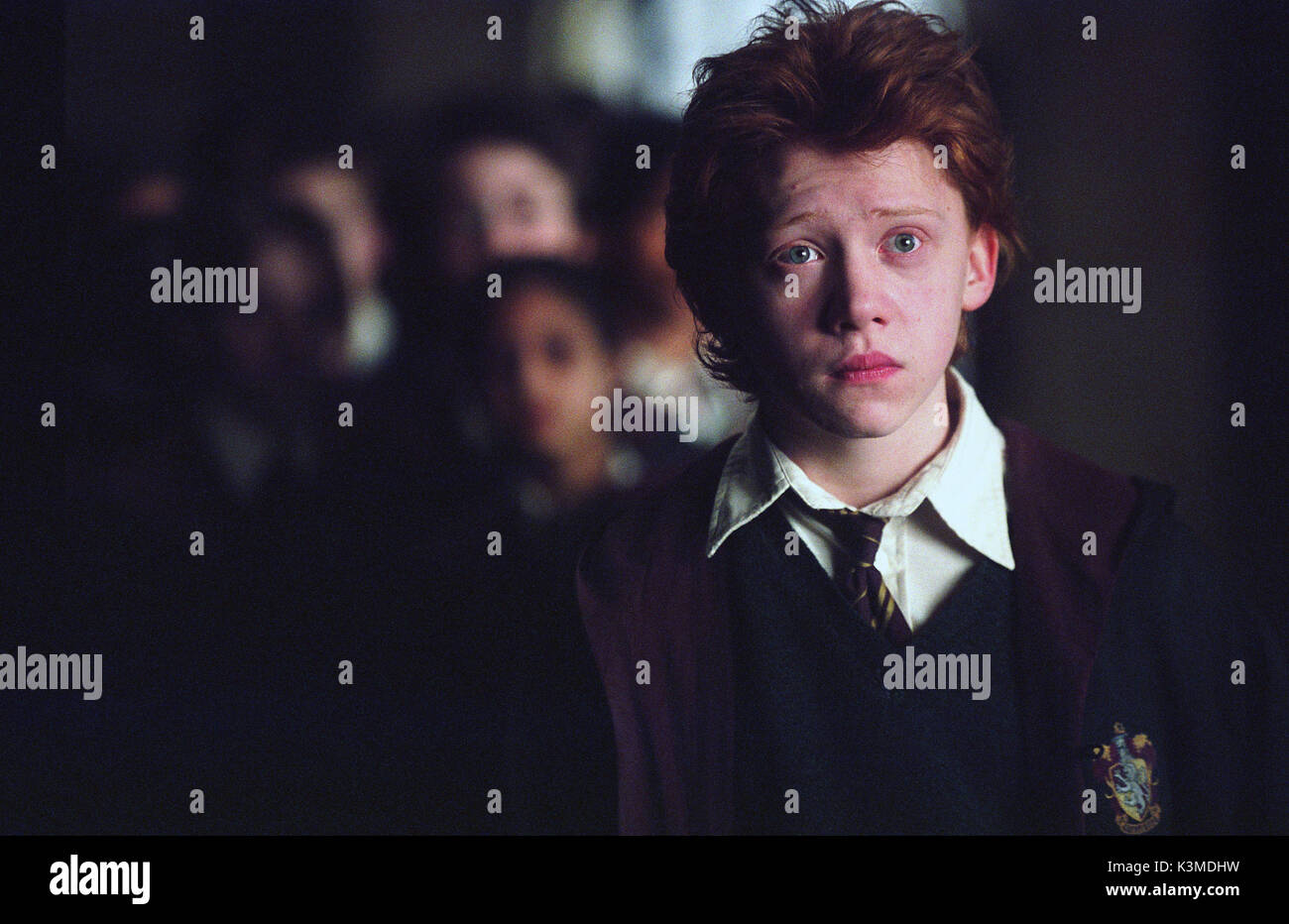 HARRY POTTER AND THE PRISONER OF AZKABAN [BR / US 2004] RUPERT GRINT as Ron Weasley     Date: 2004 - Stock Image