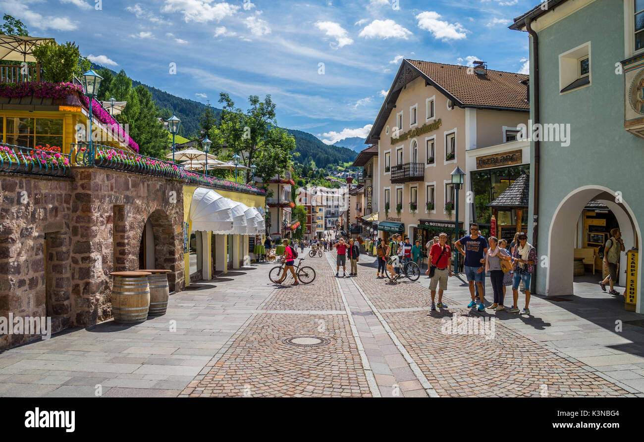 Ortisei High Resolution Stock Photography and Images - Alamy
