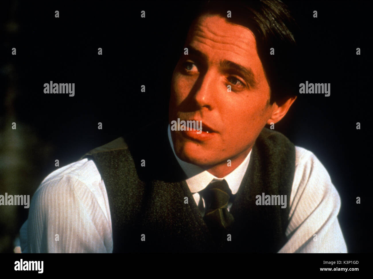 THE ENGLISHMAN WHO WENT UP A HILL AND CAME DOWN A MOUNTAIN [BR / US 1995] HUGH GRANT     Date: 1995 - Stock Image